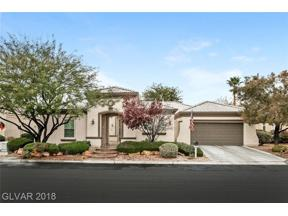 Property for sale at 4183 Cascada Piazza Lane, Las Vegas,  Nevada 89135