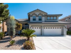 Property for sale at 2431 Tour Edition Drive, Henderson,  Nevada 89074
