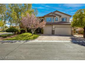 Property for sale at 5527 San Palazzo Court, Las Vegas,  Nevada 89141