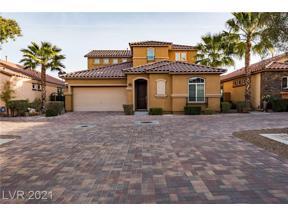 Property for sale at 123 VIA DI MELLO, Henderson,  Nevada 89011