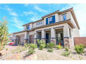 Property for sale at 4048 Turquoise Falls Street, Las Vegas,  Nevada 89129