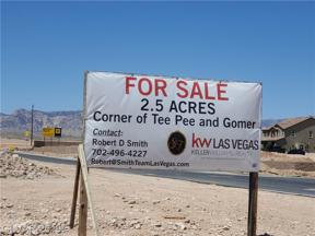 Property for sale at Gomer, Las Vegas,  Nevada 89178