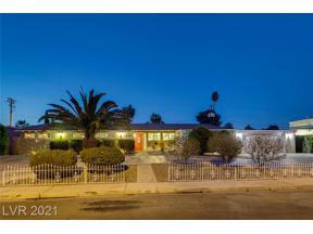 Property for sale at 1914 Ottawa Drive, Las Vegas,  Nevada 89169