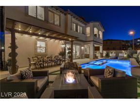 Property for sale at 396 VENTICELLO, Las Vegas,  Nevada 89138