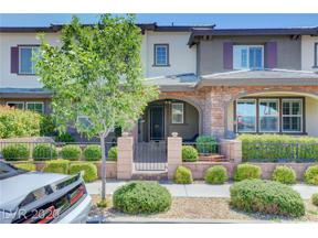 Property for sale at 1964 Via Delle Arti Street, Henderson,  Nevada 89044