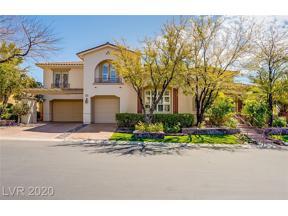 Property for sale at 220 Piazza Del Verano, Las Vegas,  Nevada 89138