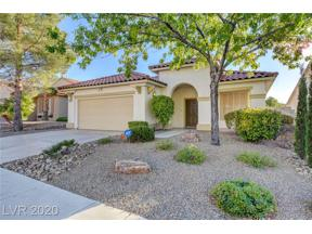 Property for sale at 3027 Panorama Ridge Drive, Henderson,  Nevada 89052
