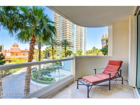 Property for sale at 2877 Paradise 304, Las Vegas,  Nevada 89109