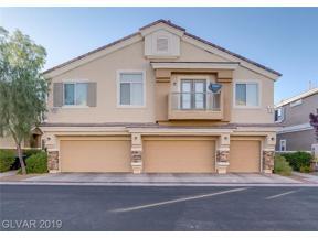 Property for sale at 1089 Elation Lane Unit: 102, Henderson,  Nevada 89002