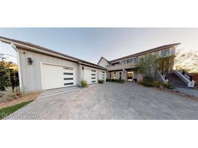 Property for sale at 3131 Biancavilla Avenue, Henderson,  Nevada 89044