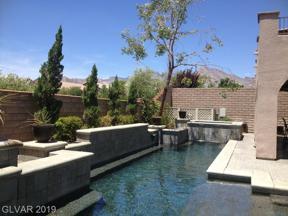 Property for sale at 869 Las Palomas Drive Unit: 0, Las Vegas,  Nevada 89138