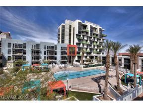Property for sale at 353 East Bonneville Avenue Unit: 610, Las Vegas,  Nevada 89101