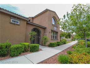 Property for sale at 11398 Belmont Lake Drive Unit: 102, Las Vegas,  Nevada 89135