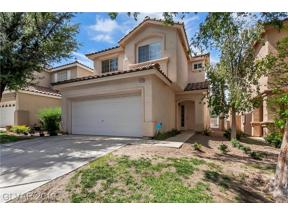 Property for sale at 1838 Thunder Mountain Drive, Henderson,  Nevada 89012