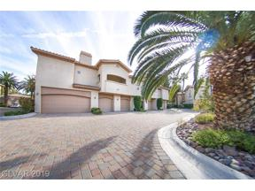 Property for sale at 2050 Warm Springs Road Unit: 3822, Henderson,  Nevada 89014