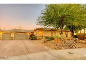 Property for sale at 7700 Calm Waters Street, Las Vegas,  Nevada 89131