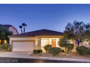 Property for sale at 1265 Autumn Wind Way, Henderson,  Nevada 89052