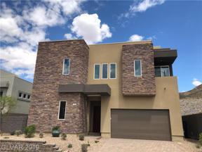 Property for sale at 304 Crimson Edge Street Unit: Lot #31, Henderson,  Nevada 89012