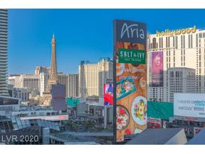 Property for sale at 3722 Las Vegas Boulevard 1007, Las Vegas,  Nevada 89158