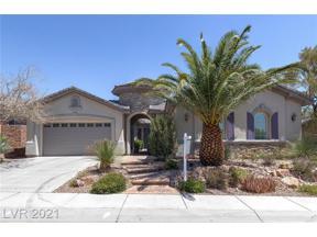 Property for sale at 11720 Siena Mist Avenue, Las Vegas,  Nevada 89138