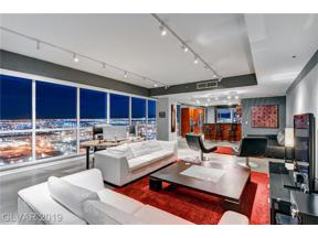 Property for sale at 4575 Dean Martin Drive Unit: 2700, Las Vegas,  Nevada 89103