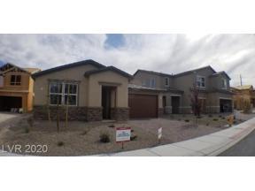 Property for sale at 4669 Teton Peak lot 14, North Las Vegas,  Nevada 89085