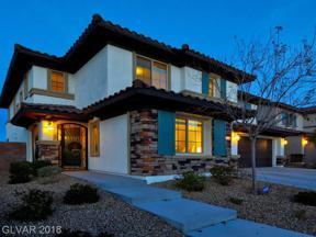 Property for sale at 1100 Via Alloro, Henderson,  Nevada 89011