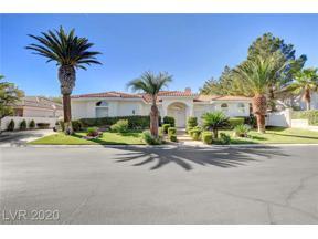 Property for sale at 5029 Mountain Foliage Drive, Las Vegas,  Nevada 89148