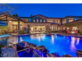 Property for sale at 1517 Champion Hills Lane, Las Vegas,  Nevada 89134