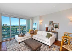 Property for sale at 322 Karen Avenue Unit: 805, Las Vegas,  Nevada 89109