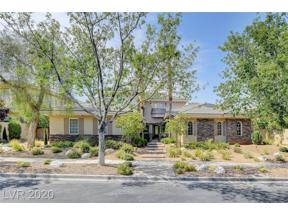 Property for sale at 9416 Tournament Canyon Drive, Las Vegas,  Nevada 89144