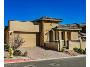Property for sale at 312 Castellari Drive, Las Vegas,  Nevada 89138