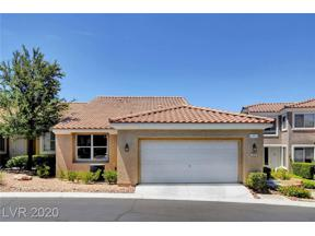 Property for sale at 2037 Summer Blossom Court 103, Las Vegas,  Nevada 89134