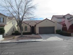 Property for sale at 2419 Taragato Avenue, Henderson,  Nevada 89052