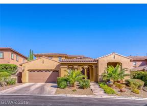 Property for sale at 12028 Aragon Springs Avenue, Las Vegas,  Nevada 89138