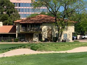 Property for sale at 3181 Pinehurst Drive C, Las Vegas,  Nevada 89109