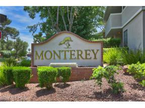 Property for sale at 2838 Loveland Drive Unit: 1620, Las Vegas,  Nevada 89109