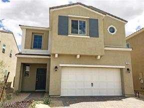 Property for sale at 295 Walkinshaw Avenue, Las Vegas,  Nevada 89148