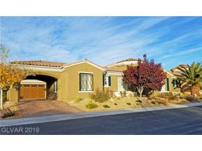 Property for sale at 6529 Forza Court, Las Vegas,  Nevada 89131