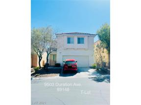 Property for sale at 9503 Duration Avenue, Las Vegas,  Nevada 89148