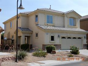 Property for sale at 606 Newberry Springs Drive, Las Vegas,  Nevada 89148