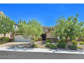 Property for sale at 2397 Luberon, Henderson,  Nevada 89044