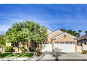 Property for sale at 2016 Sinfonia Avenue, Henderson,  Nevada 89052
