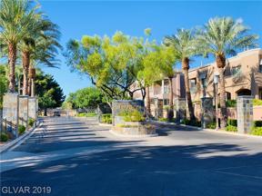 Property for sale at 801 Dana Hills Court Unit: 203, Las Vegas,  Nevada 89134