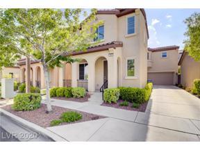 Property for sale at 1957 Cape Cod Landing Drive, Las Vegas,  Nevada 89135