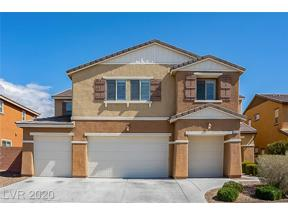 Property for sale at 6612 Fort William, North Las Vegas,  Nevada 89084