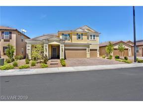 Property for sale at 3152 Tronzano Avenue, Henderson,  Nevada 89044