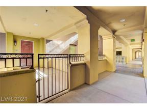 Property for sale at 30 Via Mantova 110, Henderson,  Nevada 89011