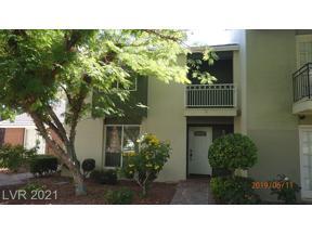 Property for sale at 674 Tam O Shanter, Las Vegas,  Nevada 89109