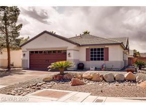 Property for sale at 6923 Batik Harbor Court, Las Vegas,  Nevada 89148